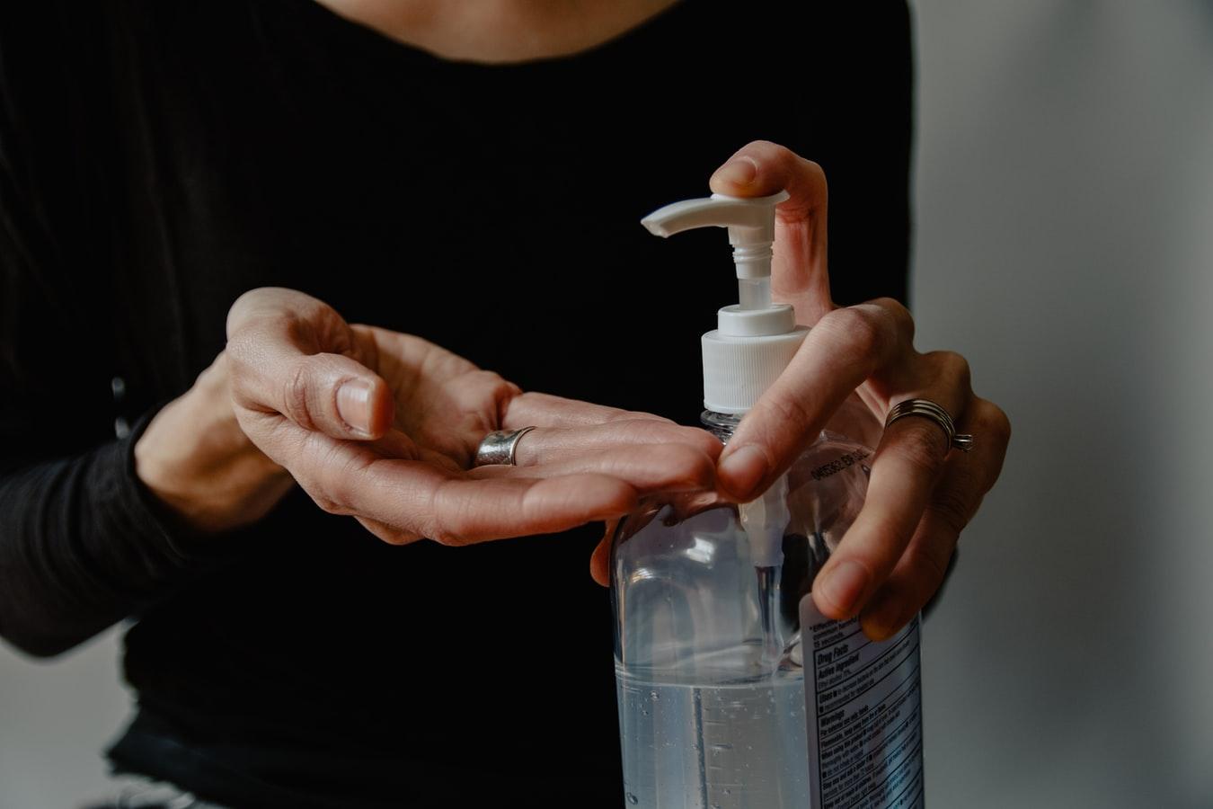 Desinfektionsmittel herstellen cazami