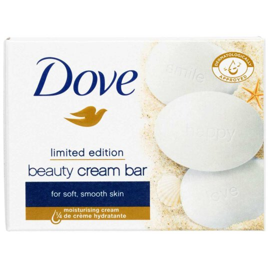 Dove Beauty Cream Bar Creme Seife Stück 100g