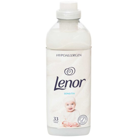 Lenor Weichspüler Pure Care Sensitiv 33WL 990ml