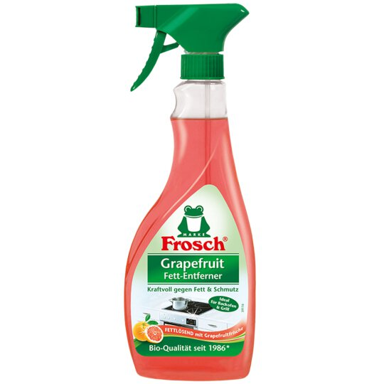 Frosch Grapefruit Fett-Entferner Spray 500ml