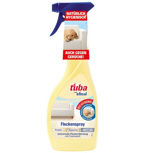 Tuba Universal Flecken Spray Biohygienic 500ml
