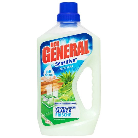 Der General Sensitive Aloe Vera 750ml
