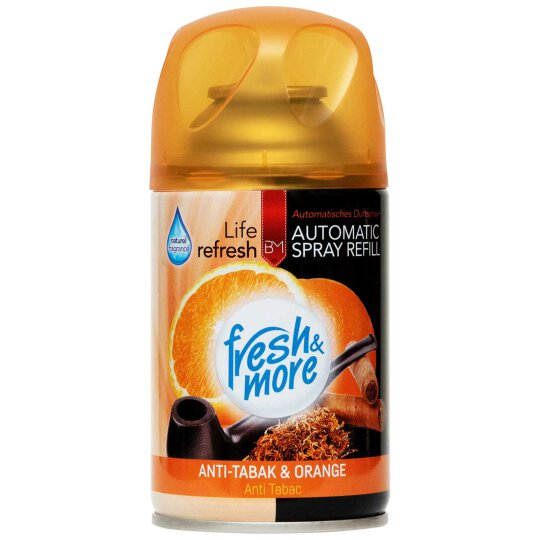 Fresh & More Nachfüller Anti Tabac Cedar & Orange 250ml