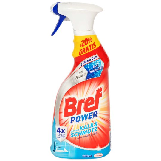Bref Power Kalk & Schmutz Spray 900ml