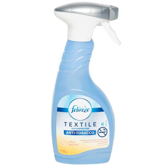 Febreze Textilerfrischer Spray Anti-Tabak Citrus 500ml