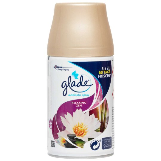 glade Automatic Spray Nachfüller Relaxing Zen 269ml