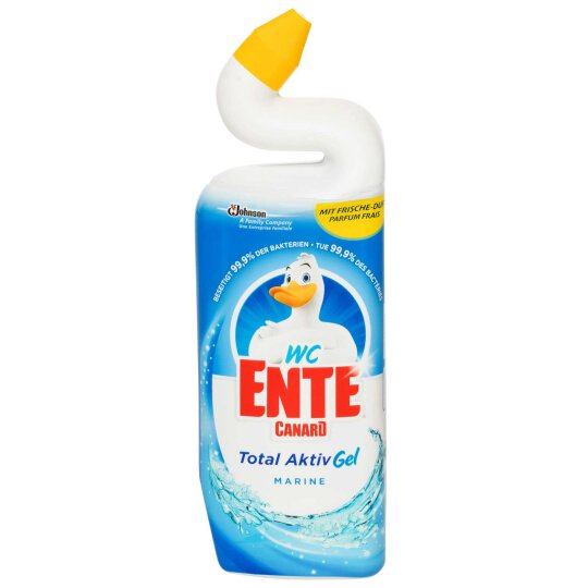 WC Ente Total Aktiv Gel Marine 750ml