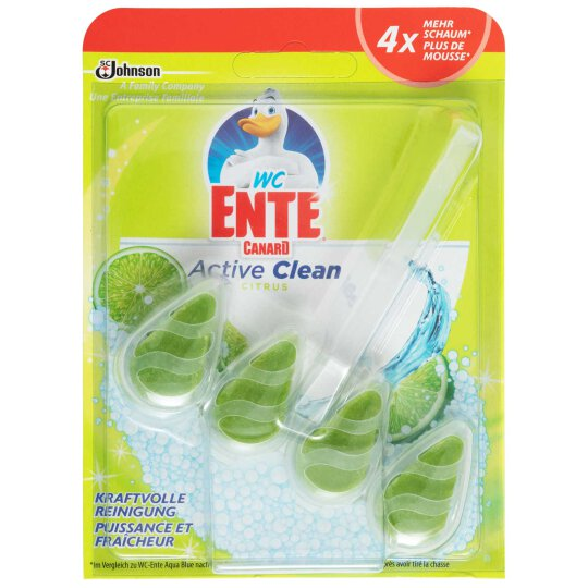 WC Ente WC Stein Active Clean Citrus 38,6g