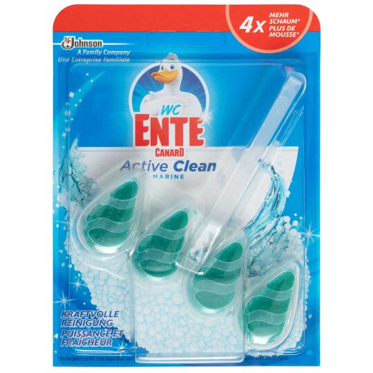 WC Ente WC Stein Active Clean Marine 38,6g
