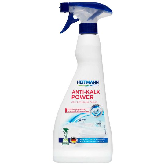 Heitmann Anti-Kalk Power Spray 500ml