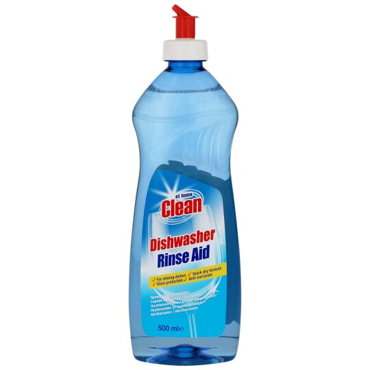 at home Clean Klarspüler flüssig 500ml