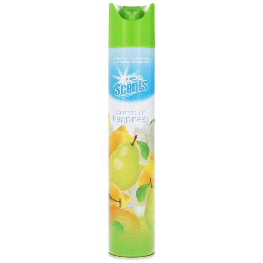 at home Scents Lufterfrischer Summer Happiness 400ml