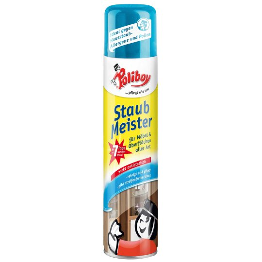 Poliboy Staubmeister Spray 300ml