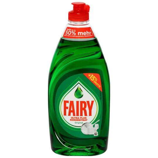 Fairy Spülmittel Konzentrat Original 520ml