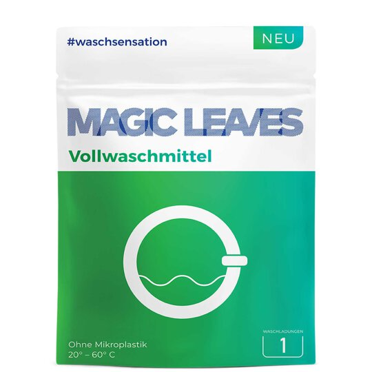 Magic Leaves Vollwaschmittel 1WL