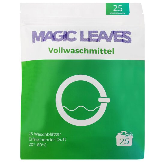Magic Leaves Vollwaschmittel 25WL