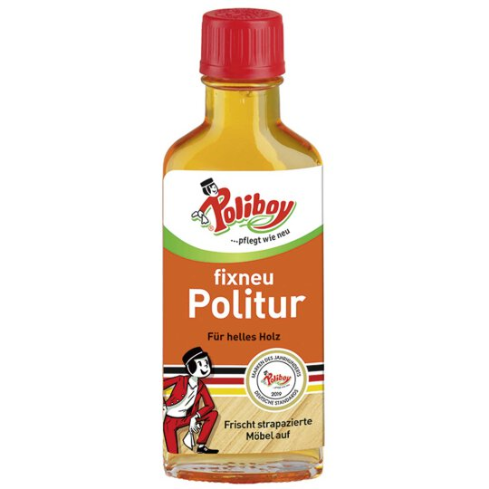 Poliboy fixneu Politur hell 100ml