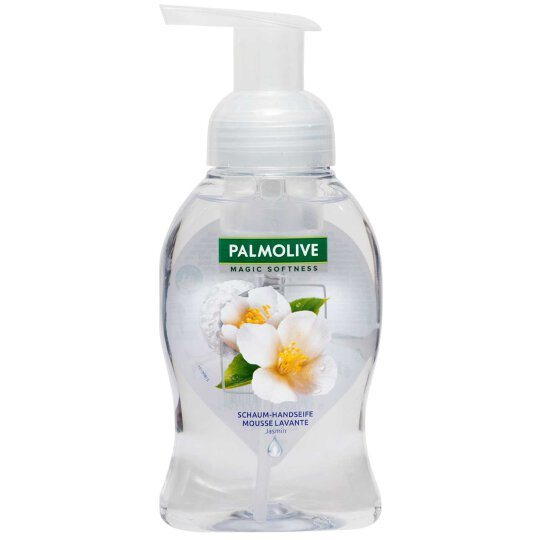 Palmolive Magic Softness Schaum Seife Jasmin 250ml