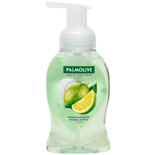 Palmolive Magic Softness Schaum Seife Limette & Minze 250ml